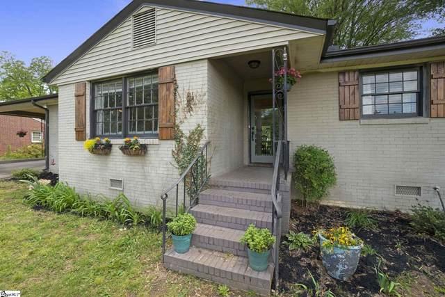 7 W Goldenstrip Drive, Mauldin, SC 29662 (#1444084) :: Hamilton & Co. of Keller Williams Greenville Upstate