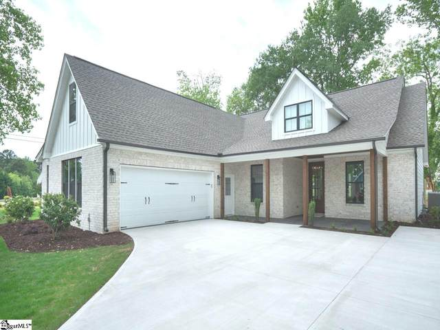 1 Masonbuilt Drive, Taylors, SC 29687 (#1444148) :: Hamilton & Co. of Keller Williams Greenville Upstate