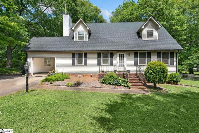 1408 Pioneer Drive, Anderson, SC 29621 (#1444393) :: Coldwell Banker Caine