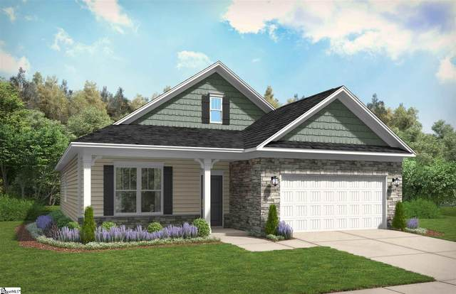 396 White Peach Way Lot 24, Duncan, SC 29334 (#1445036) :: Realty ONE Group Freedom