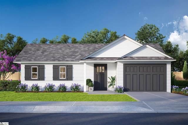 00 Larchmont Drive Lot 9, Laurens, SC 29360 (#1445074) :: Parker Group
