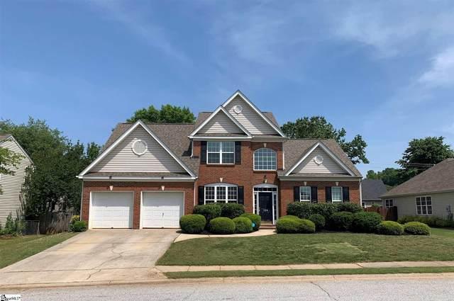 124 Whixley Lane, Greenville, SC 29607 (#1445162) :: Expert Real Estate Team