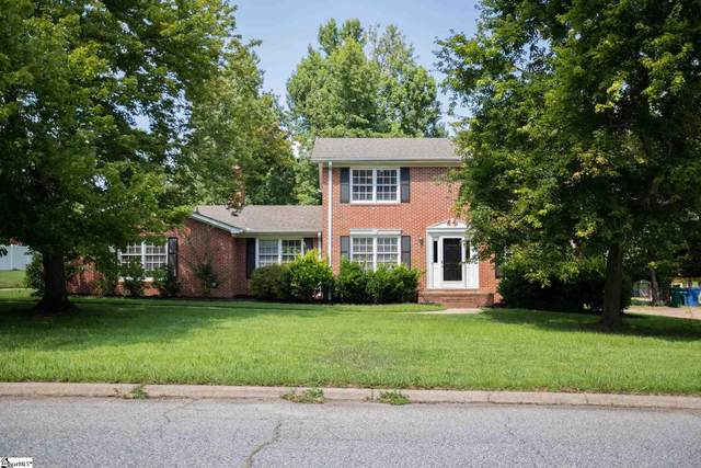 403 S Almond Drive, Simpsonville, SC 29681 (#1445297) :: The Toates Team