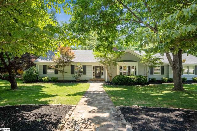 127 Lake Forest Drive, Greenville, SC 29609 (#1445967) :: The Haro Group of Keller Williams