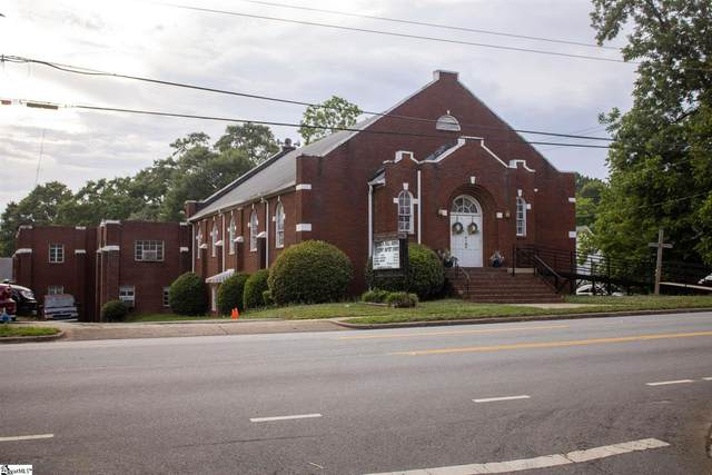 825 Woodside Avenue, Greenville, SC 29611 (#1446329) :: J. Michael Manley Team