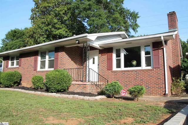 705 Pine Creek Drive, Greenville, SC 29605 (#1446438) :: DeYoung & Company