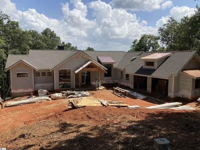 120 Carolina Wren Trail, Marietta, SC 29661 (#1446688) :: Hamilton & Co. of Keller Williams Greenville Upstate