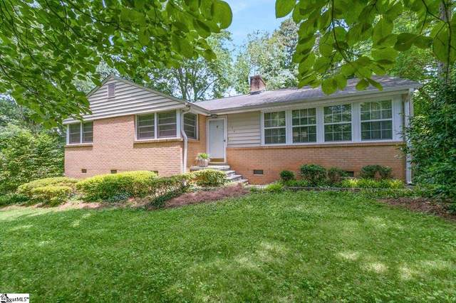 144 Woodmont Circle, Greenville, SC 29605 (#1446714) :: Coldwell Banker Caine