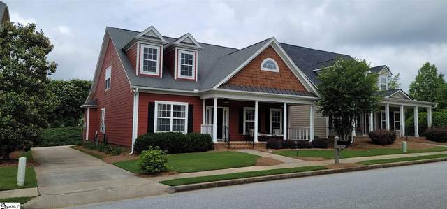 4 Moss Wood Circle, Simpsonville, SC 29681 (#1446911) :: Coldwell Banker Caine