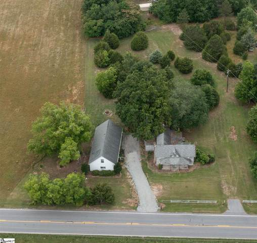 1270 Neely Ferry Road, Laurens, SC 29360 (#1446948) :: Parker Group