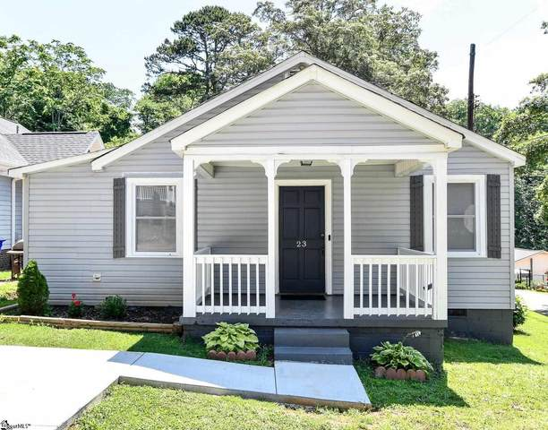 23 Bridwell Avenue, Greenville, SC 29607 (#1447087) :: The Haro Group of Keller Williams