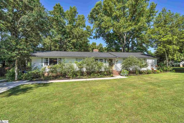 512 Old Mill Road, Mauldin, SC 29662 (#1447120) :: The Toates Team