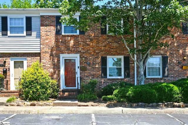 815 Edwards Road Unit 51, Greenville, SC 29615 (#1447169) :: Parker Group