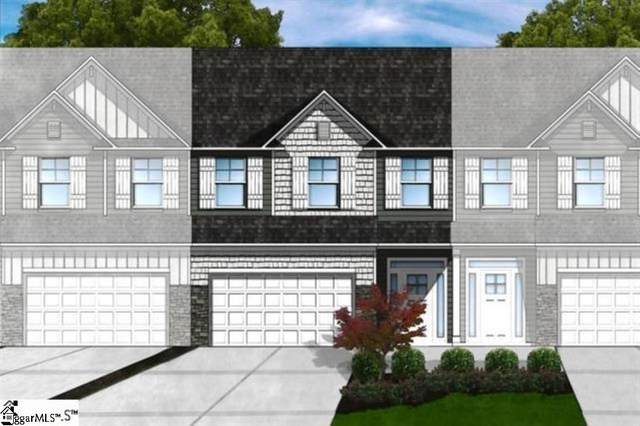326 Trail Branch Court Lot 29, Greer, SC 29650 (#1447392) :: Coldwell Banker Caine