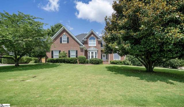 216 Huddersfield Drive, Simpsonville, SC 29681 (#1447543) :: Coldwell Banker Caine