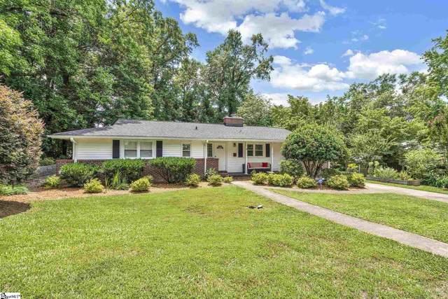 8 Ridgecrest Drive, Greenville, SC 29609 (#1447700) :: Modern