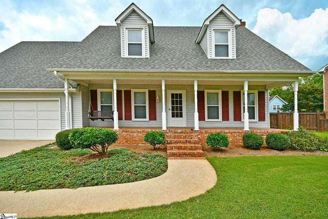 902 Powderhorn Road, Simpsonville, SC 29681 (#1448316) :: Coldwell Banker Caine
