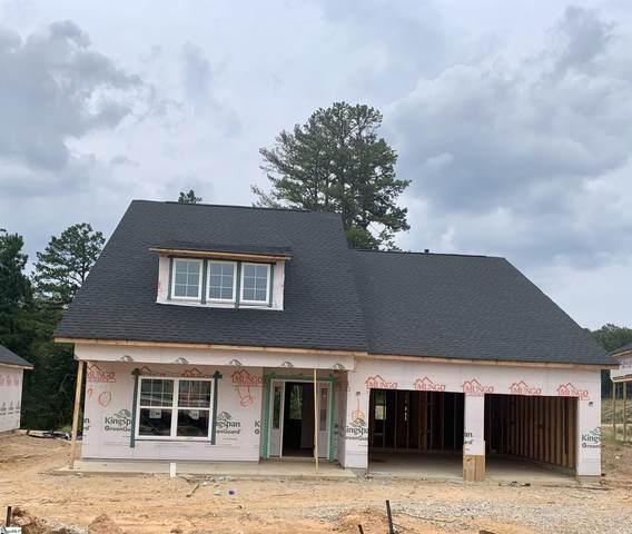 614 Betony Way Lot 20, Greenville, SC 29607 (#1448561) :: DeYoung & Company