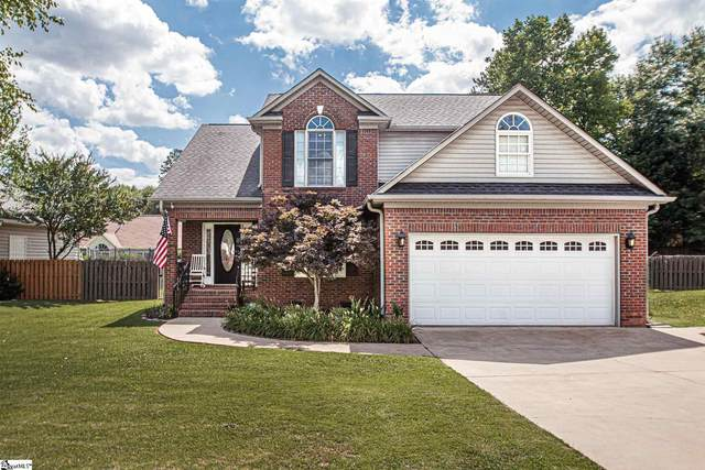 806 Bluffton Drive, Roebuck, SC 29376 (#1449271) :: Realty ONE Group Freedom