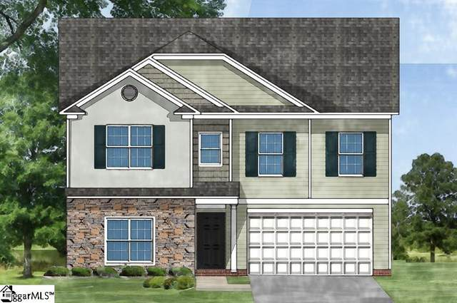 417 Icebow Road Lot 135, Fountain Inn, SC 29644 (#1449435) :: Realty ONE Group Freedom