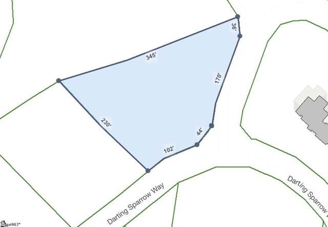 45 Darting Sparrow Way, Marietta, SC 29661 (#1449537) :: Hamilton & Co. of Keller Williams Greenville Upstate