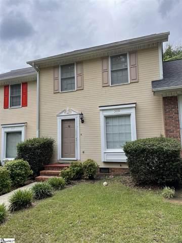 309 Sunridge Drive, Spartanburg, SC 29302 (#1449796) :: Coldwell Banker Caine