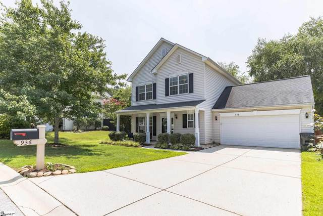 936 Breezewood Court, Greer, SC 29651 (#1450059) :: Realty ONE Group Freedom