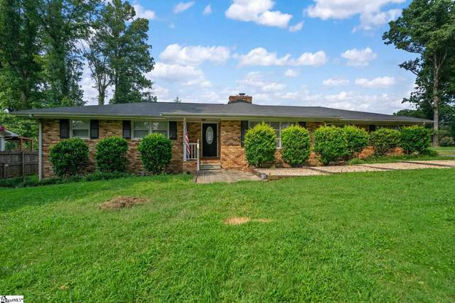 104 Oak Forest Drive, Greer, SC 29650 (#1450205) :: Coldwell Banker Caine