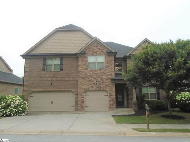 108 Downey Hill Lane, Greer, SC 29650 (#1450244) :: Hamilton & Co. of Keller Williams Greenville Upstate