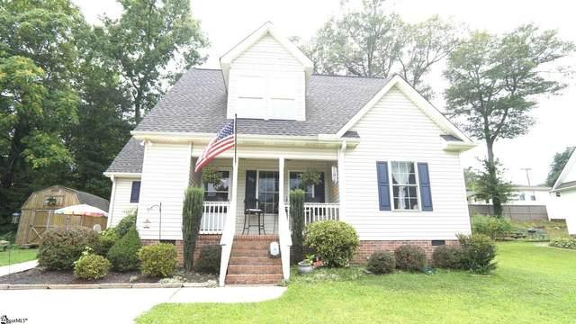 319 Bear Drive, Greenville, SC 29605 (#1450461) :: Modern