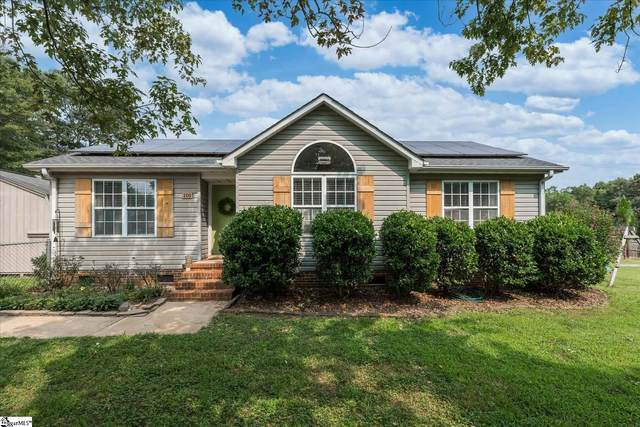 101 Paris View Drive, Taylors, SC 29687 (#1450821) :: Realty ONE Group Freedom