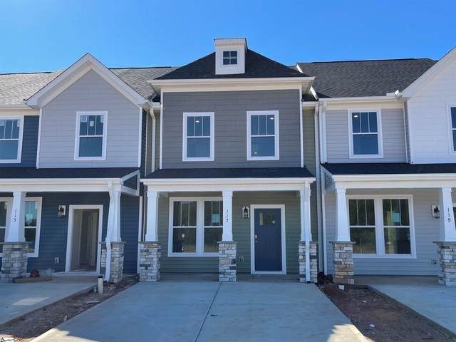 117 Shallons Drive, Greenville, SC 29609 (MLS #1452764) :: Prime Realty