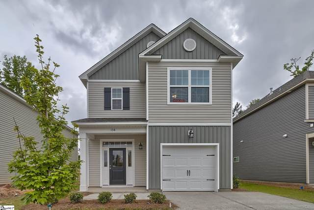 152 Highland Park Court Lot 25, Easley, SC 29640 (#1452770) :: DeYoung & Company