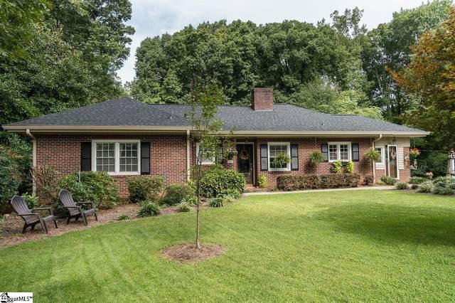 408 Forest Avenue, Spartanburg, SC 29302 (#1453527) :: DeYoung & Company