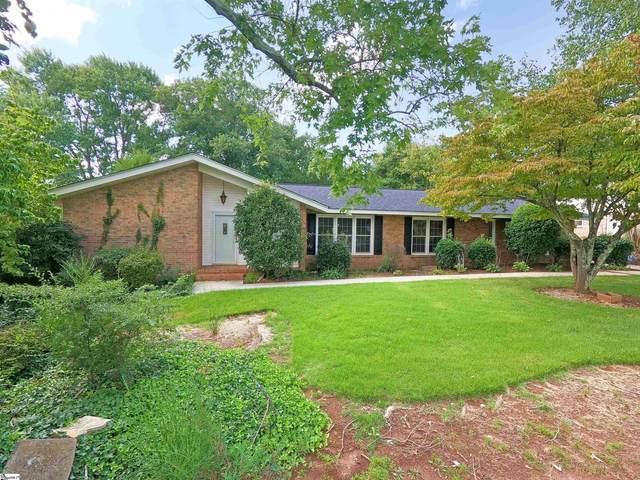 102 Braddock Drive, Mauldin, SC 29662 (#1453641) :: Hamilton & Co. of Keller Williams Greenville Upstate