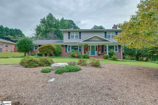 12 Rollingreen Road, Greenville, SC 29615 (#1453738) :: The Toates Team