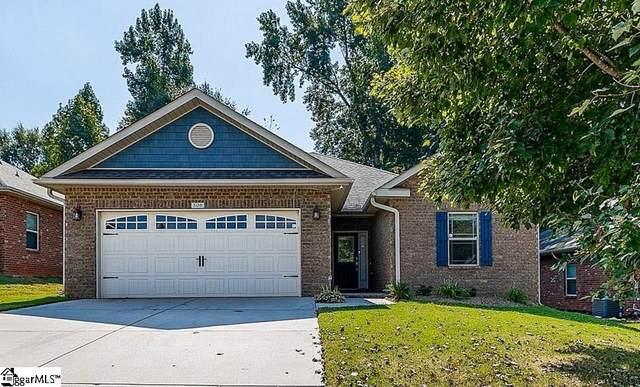 506 Airdale Lane, Simpsonville, SC 29680 (#1454442) :: Dabney & Partners