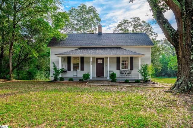 411 Iler Street, Piedmont, SC 29673 (#1455604) :: Hamilton & Co. of Keller Williams Greenville Upstate