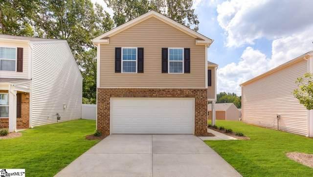 1513 Rosegrarth Lane #191, Greer, SC 29388 (MLS #1456068) :: Prime Realty
