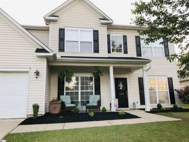 202 Blue Sage Place, Simpsonville, SC 29680 (MLS #1456100) :: Prime Realty