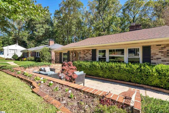 10 Coventry Lane, Greenville, SC 29609 (MLS #1457121) :: EXIT Realty Lake Country