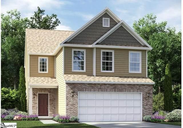 534 Newcut Meadows Road Homesite 057, Inman, SC 29349 (#1457363) :: Hamilton & Co. of Keller Williams Greenville Upstate