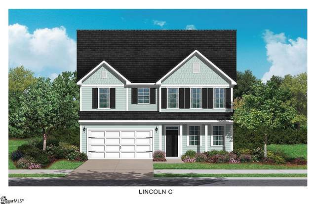 216 Deerview Trail, Simpsonville, SC 29680 (#1457595) :: The Robby Brady Team