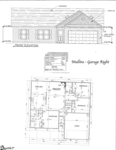 Linmar Circle Lot 53, Anderson, SC 29621 (#1336017) :: Hamilton & Co. of Keller Williams Greenville Upstate
