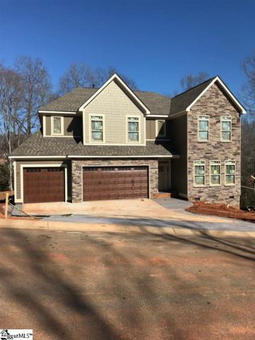 505 E Winding Slope Drive Lot 32, Piedmont, SC 29673 (#1346204) :: The Toates Team
