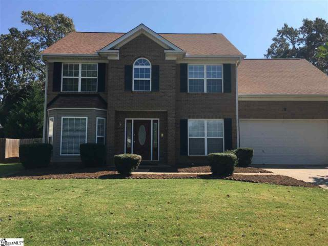 12 Peach Grove Place, Mauldin, SC 29662 (#1352823) :: Connie Rice and Partners