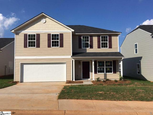 43 Jones Creek Circle, Greer, SC 29650 (#1356873) :: Coldwell Banker Caine