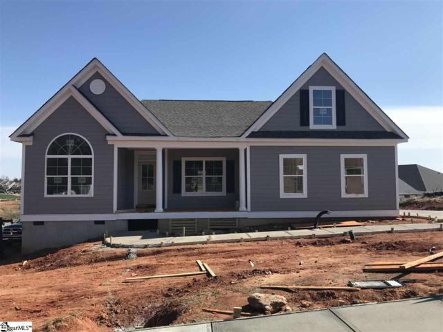 3439 Oneal Church Road, Greer, SC 29651 (#1356979) :: The Toates Team