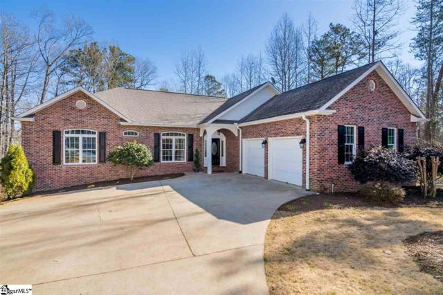 210 Spyglass Lane, Seneca, SC 29678 (#1363192) :: Hamilton & Co. of Keller Williams Greenville Upstate