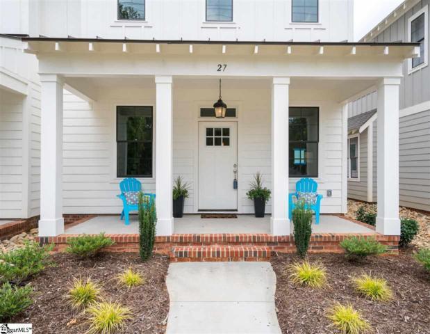 27 Center Street, Travelers Rest, SC 29690 (#1368561) :: Hamilton & Co. of Keller Williams Greenville Upstate
